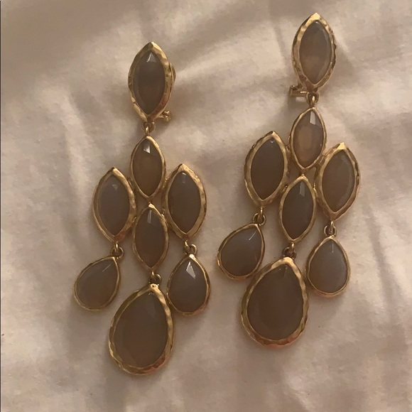 BCBGMaxAzria Jewelry - Bcbgmaxazria drop earrings